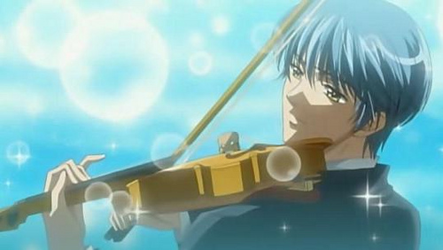 Kiniro no Corda(La Corda D'oro) Tsukimori Len Songs lyrics ...  Kiniro no Corda...
